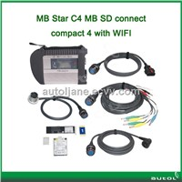 Car Diagnostic Tool For Benz Star Compact 4