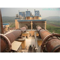 Cement Factory Kiln / Rotary Lime Kiln / Metallurgy Rotary Kiln