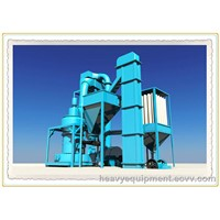 China Professional Manufacture Raymond Mill Supplier from Shanghai
