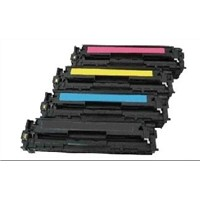 Color Toner Cartridge HP CB540A,CB541A,CB542A,CB543A