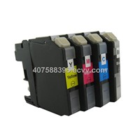 Compatible brother LC127XBK LC125 ink cartridge