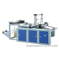 Computer Coloring, Tracking, Sealing & Cutting Bag Making Machine