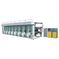 Computer High Speed multi-color Gravure Printing Machine