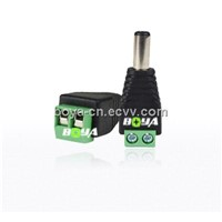 DC Power Male Plug ,Camera Accessories