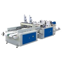 DFR-E700/1100 Full Automatic High Speed T-shirt Bag Making Machine