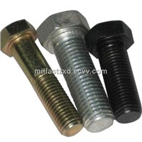 DIN 931/933 Hex Bolts