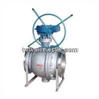 Discharge ASH Fixed Ball Valve