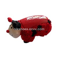 Dream Lites Pillow Pets Red Ladybug Night Light