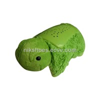 Dream Lites Pillow Pets Tardy Turtle Plush Toys