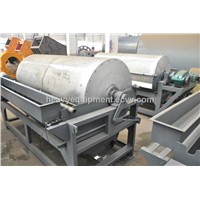 Dry Magnetic Separator / Professional and Complete Mine Line / Magnetic Separation Machine