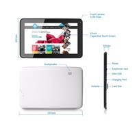 EF14-1: 9-INCH Android 4.0 Tablet Boxchip A13 1.2GHz+8GB flash+512MB DDR3+WiFi