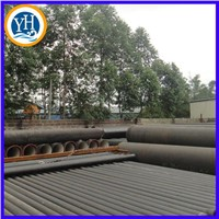 EN545 K9 ductile iron pipe