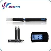 E-cigarette Ego T Kit with Ego  LCD Battey with Variable Voltage and Show Power and Puffs