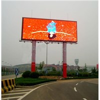 Epistar P25 Outdoor Advertising LED Display Rental For Stage