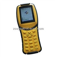 FG-2 GPRS Real Time Security Patrol Monitoring system for patroling