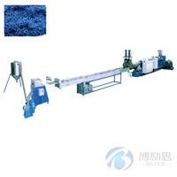 Film Recycling and Pelletizing Line