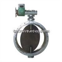 Flange Ventilated Type Butterfly Valve