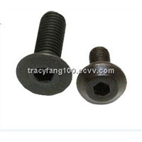Flat Socket Cap Screws
