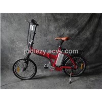 Folding Electric Bicycle 250w 36v, hot in UK, Spain, Israel