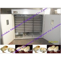 Full Automatic Egg Incubator Hatching Machine