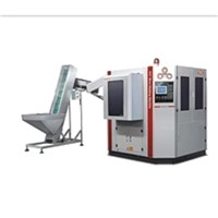Full automatic stretch blow molding machine