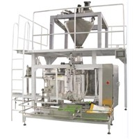 GFCF/25 AUTOMATIC POWDER BAG FEEDING PACKING MACHINE