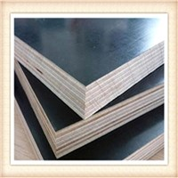 GIGA 18mm black melamine paper faced plywood
