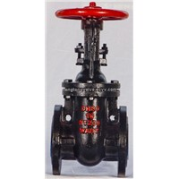 GOST Cast Iron Gate Valve