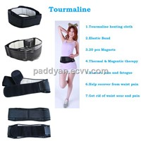 Good support magnetic therapy back support belt