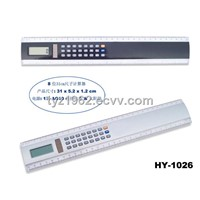 HY-1026 30cm Ruler Calculator