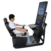 Heavy Equipment Operator Training Simulator-Crawler Crane Training Simulator