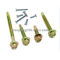 Hexagon washer head drilling screws