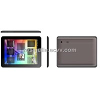 "High-End Quad-Core 9.7"" IPS Screen Metal Tablet PC, 1g DDR3"