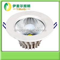 High bright high quality cob led downlight 10w