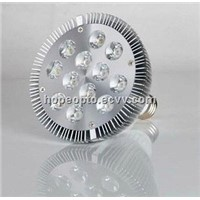High brightness E27 12W PAR38 LED Light ,led spot light,spotlight