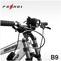 High-end Top quality waterproof very bright led bike light Ferei B9