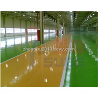 High performance epoxy floor coating / paint