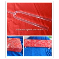 High quality crystal tuning fork