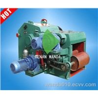 High quality wood drum chipper