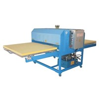 Hydraulic Double Stations Sublimation Heat Press Machine