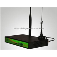 Industrial LTE FDD Router (S3955) for Video Transmission IP Camera DVR, NVR with VPN, WiFi