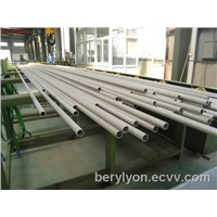 Industrial stainless steel pipe for heat exchanger