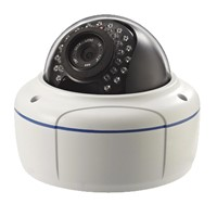 Infrared 2 MP IP Camera with Play and Plug Function