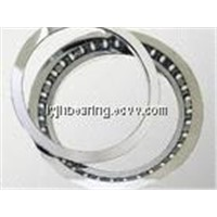 JXR637050 crossed tapered roller bearing , used in vertical turning lathes center