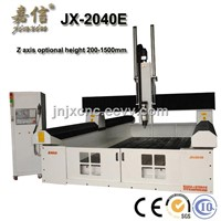 Jiaxin High Gantry Z Axis CNC Router JX-2030