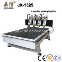 JIAXIN JX-1325F-4 Woodworking CNC Milling Machine