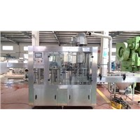 Juice Bottling Tri-Block Machine
