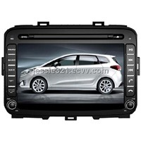 KIA CARENS 2013 auto audio video car dvd gps navigation