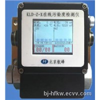 KLD-Z Online Oil Particle Counter