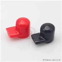 LB14-14-26 Dip Mould Soft PVC Car/Truck Battery Terminal Cap